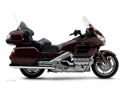 2006 Honda Gold Wing® Audio / Comfort in Hendersonville, North Carolina