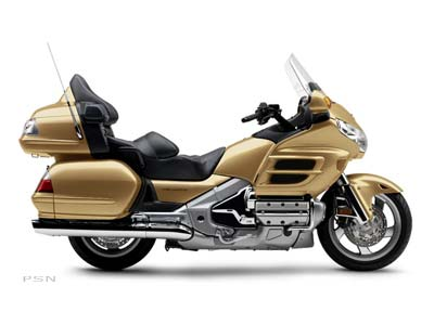 2006 Honda Gold Wing® Audio / Comfort in Ebensburg, Pennsylvania - Photo 4