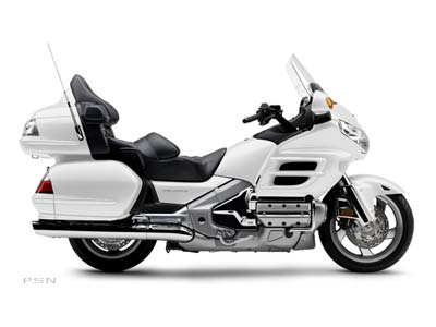 2006 Honda Gold Wing® Audio / Comfort in Springfield, Missouri