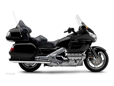 2006 Honda Gold Wing® Audio / Comfort / Navi in Rapid City, South Dakota - Photo 15