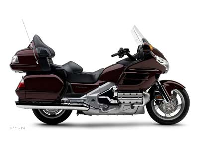 2006 Honda Gold Wing® Audio / Comfort / Navi in Jonestown, Pennsylvania