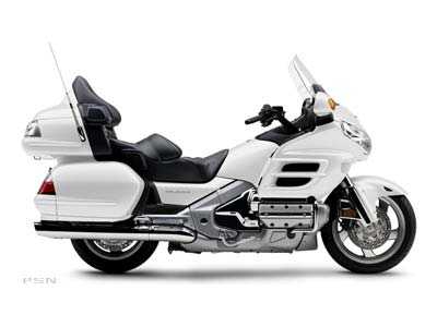 2006 Honda Gold Wing® Audio / Comfort / Navi in Springfield, Missouri