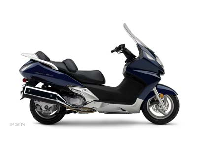 2006 Honda Silver Wing® in Sarasota, Florida - Photo 9