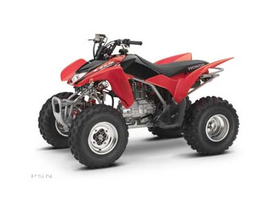 2007 Honda TRX250EX in Honesdale, Pennsylvania - Photo 1