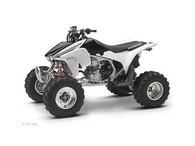 2007 Honda TRX450R (Elec Start) in Erie, Pennsylvania - Photo 10