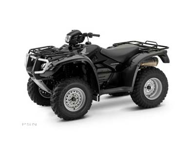 2007 FourTrax Foreman 4x4