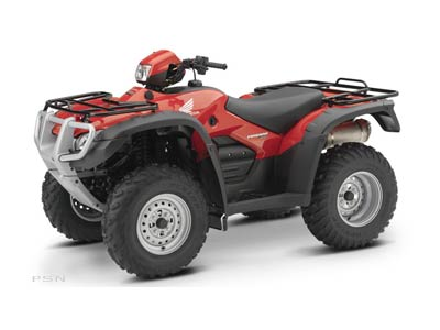 2007 FourTrax Foreman 4x4 ES with EPS