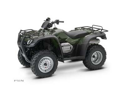 2007 Honda FourTrax® Rancher™ AT in Lapeer, Michigan - Photo 5