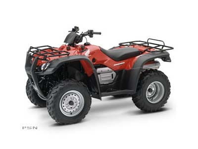 2007 Honda FourTrax® Rancher™ AT GPScape in Hicksville, New York - Photo 2