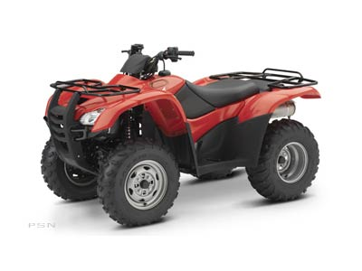2007 Honda FourTrax® Rancher™ ES in Stillwater, Oklahoma