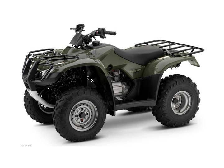 2007 Honda FourTrax Recon ES for sale 85691