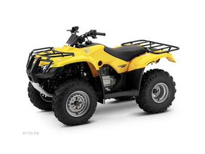 2007 Honda FourTrax Recon ES 12