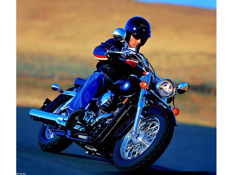 2007 Honda Shadow Aero® in Louisville, Tennessee - Photo 12