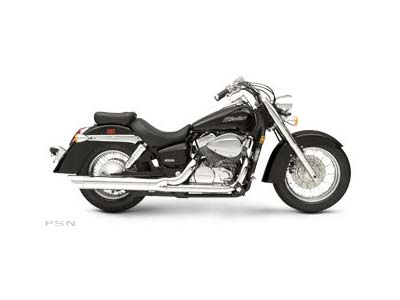 2007 Honda Shadow Aero® in Hicksville, New York - Photo 3