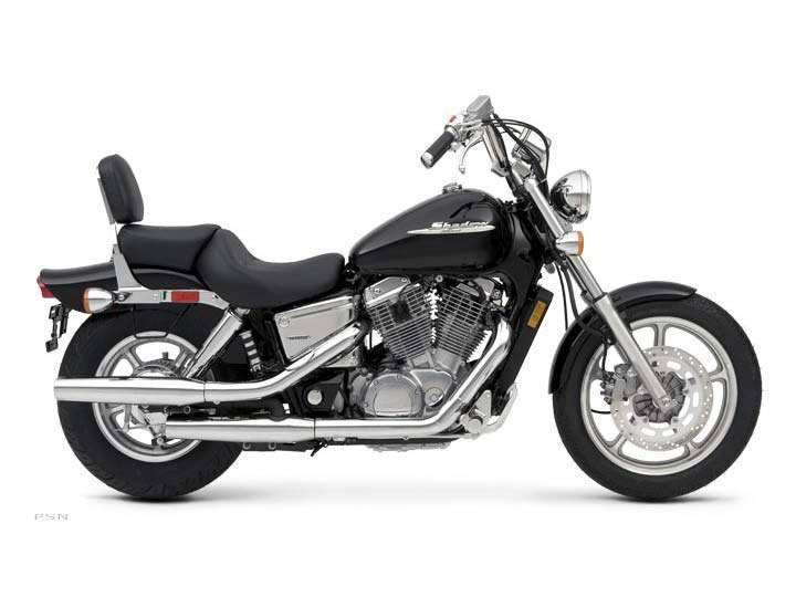 2007 Honda Shadow Spirit™ in Tulsa, Oklahoma