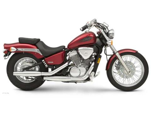 2007 Honda Shadow® VLX Deluxe in Sheboygan, Wisconsin