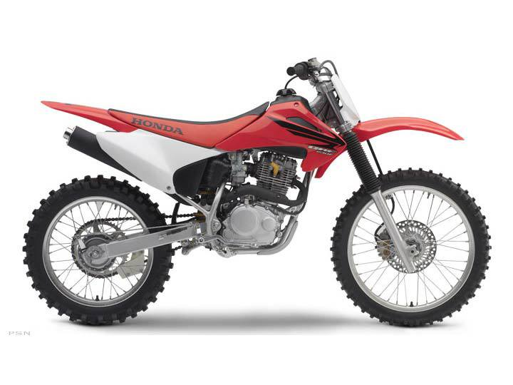 2007 CRF230F