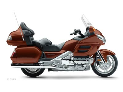 2007 Honda Gold Wing® Audio / Comfort / Navi in Wichita Falls, Texas