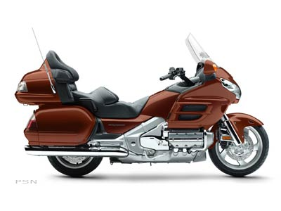 2007 Honda Gold Wing® Premium Audio in Shelby, North Carolina - Photo 7