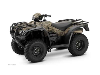 2008 Honda FourTrax® Foreman® 4x4 ES in Harrison, Arkansas