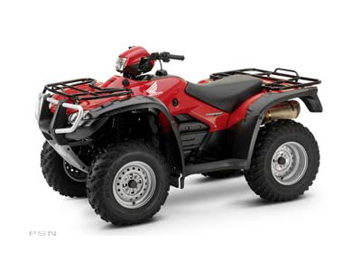 2008 Honda FourTrax® Foreman® 4x4 ES in Rapid City, South Dakota