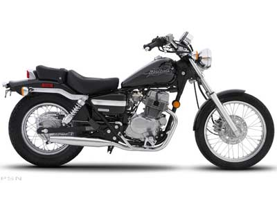 2008 Honda Rebel® in Sterling, Illinois