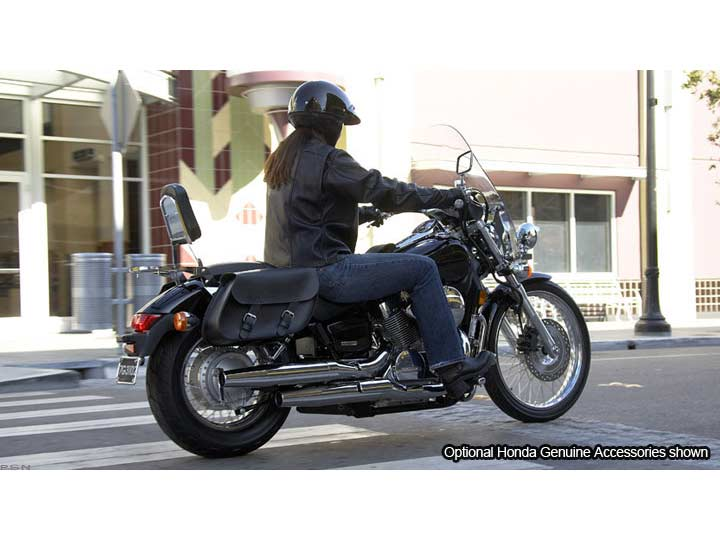 2008 Honda Shadow Spirit 750 in Fort Lauderdale, Florida