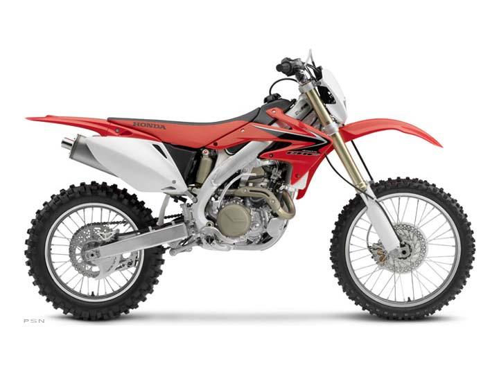 2008 CRF450X