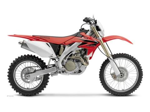 2008 Honda CRF®450X in Hendersonville, North Carolina