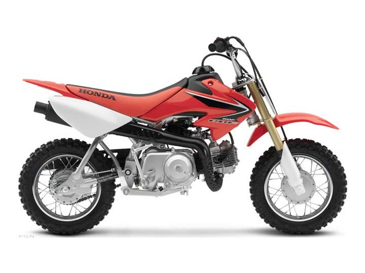 2008 Honda CRF®50F in Ebensburg, Pennsylvania