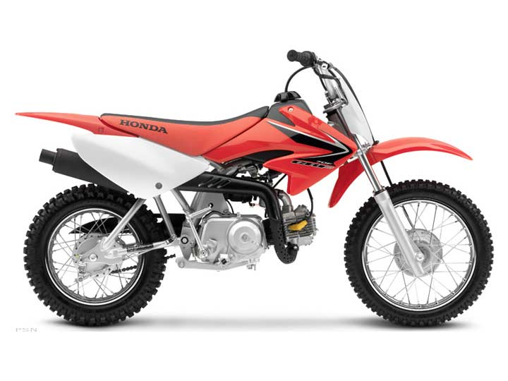 2008 Honda CRF®70F in Salinas, California - Photo 11