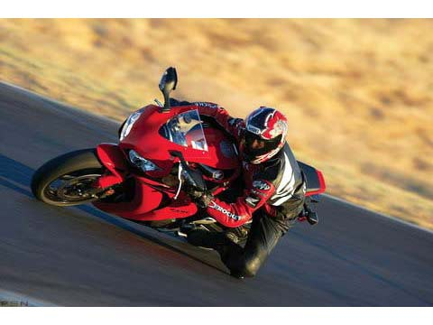 2008 Honda CBR®1000RR in Norfolk, Virginia - Photo 5