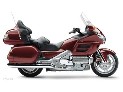 2008 Honda Gold Wing® Audio Comfort Navi in Hendersonville, North Carolina - Photo 19