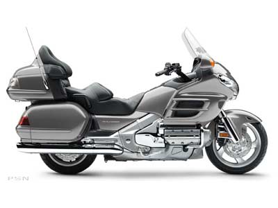 2008 Honda Gold Wing® Audio Comfort Navi in Cedar Rapids, Iowa