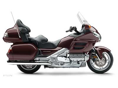 2008 Honda Gold Wing® Audio Comfort Navi ABS in Oak Creek, Wisconsin - Photo 10