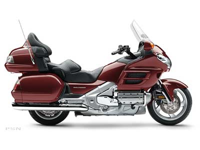 2008 Honda Gold Wing® Audio Comfort Navi ABS in Redding, California - Photo 5