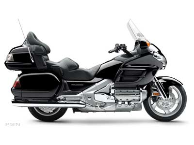 2008 Honda Gold Wing® Premium Audio in Amherst, Ohio - Photo 3