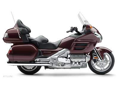 2008 Honda Gold Wing Premium Audio 1
