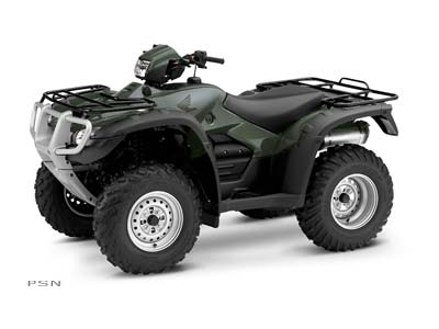 2009 Honda FourTrax® Foreman® 4x4 ES Power Steering in Pikeville, Kentucky