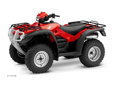 2009 Honda FourTrax® Foreman® 4x4 ES Power Steering in Union Grove, Wisconsin