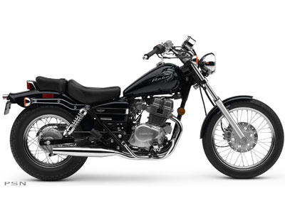 2009 Honda Rebel® in Hendersonville, North Carolina