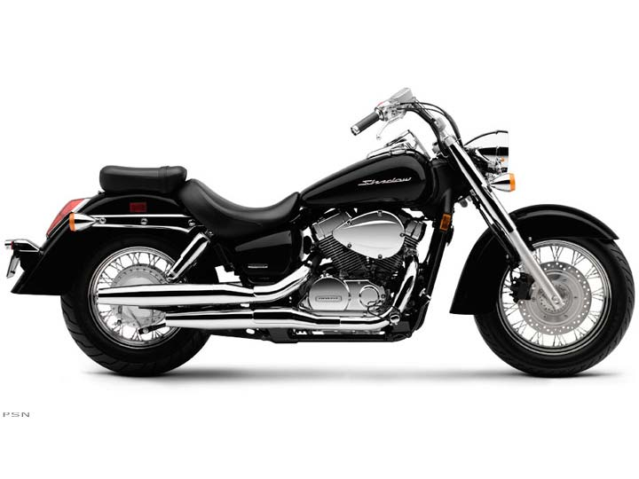2009 Honda Shadow Aero® in Del City, Oklahoma - Photo 2