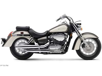 2009 Honda Shadow Aero® in Norfolk, Virginia