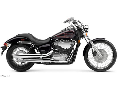 2009 Honda Shadow Spirit 750 in Canton, Ohio - Photo 1