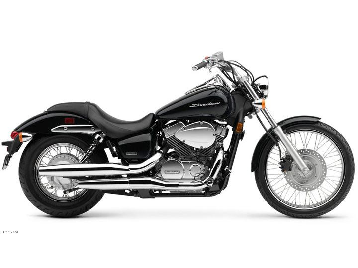2009 Honda Shadow Spirit 750 in Canton, Ohio - Photo 2