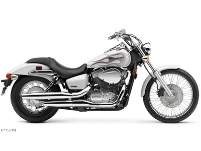 2009 Honda Shadow Spirit 750 in Jamestown, New York - Photo 5