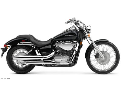2009 Honda Shadow Spirit 750 in Asheville, North Carolina
