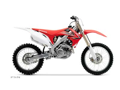 2009 Honda CRF®450R in Ames, Iowa - Photo 5