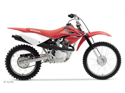 2009 Honda CRF®100F in Hicksville, New York - Photo 2