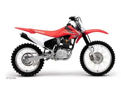 2009 Honda CRF230F 5